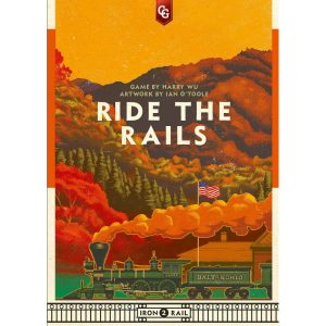 Ride the Rails cover