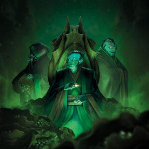 Green cover (PJB0124)