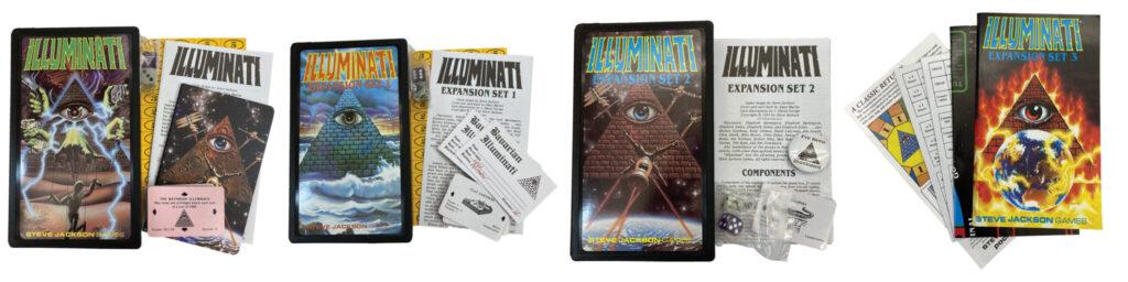 Illuminati games