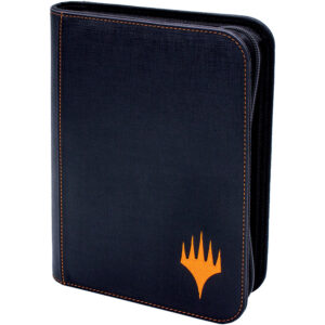 4-Pocket Zippered PRO Binder