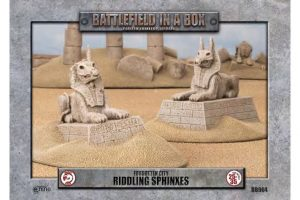 Forgotten City: Riddling Sphinxes