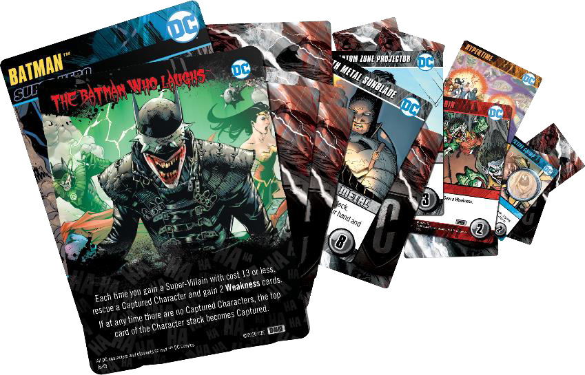 Dark Nights: Metal cards