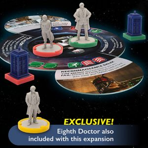 3rd & 13th Doctors exp. components