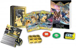 League Battle Deck: Pikachu & Zekrom