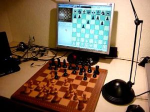 Chess vs. computer