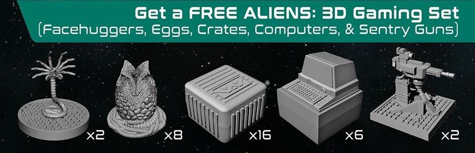 Alien minis bundle