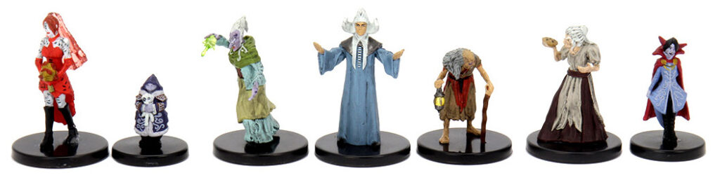 Covens and Covenants minis