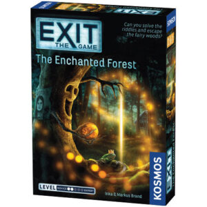 EXIT: The Enchanted Forest box