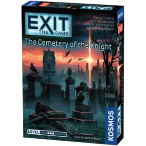 EXIT: The Cemetery of the Knight box