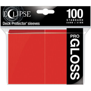 Eclipse Gloss: Apple Red
