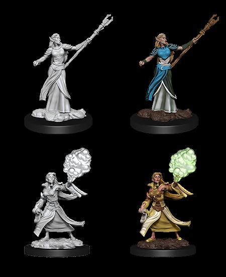 Dungeons /& Dragons Nolzur/'s Marvelous Miniatures Grick /& Grick Alpha WZK90068
