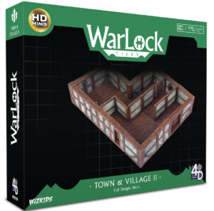 Full Height Plaster Walls box set