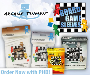Arcane Tinmen Board Game Sleeves