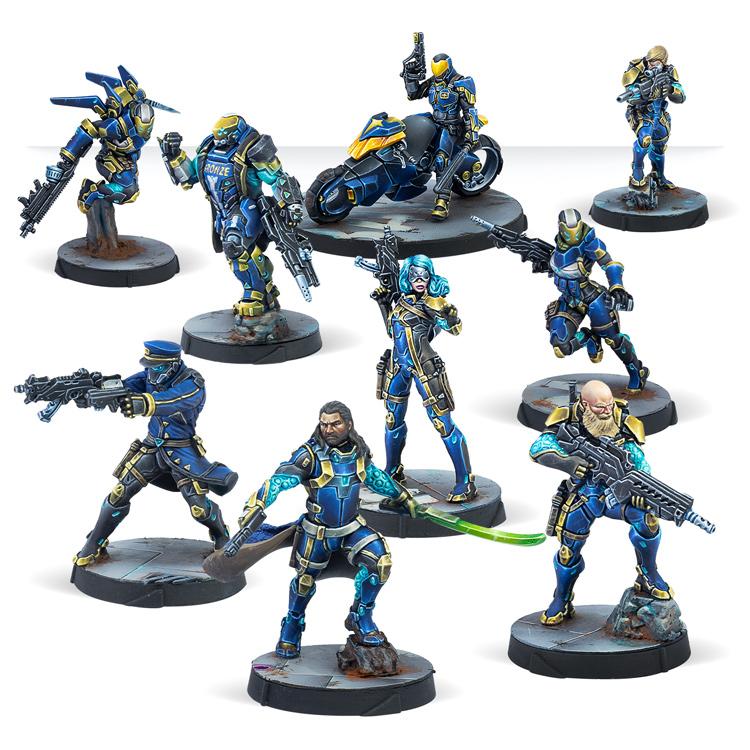 Starmada Action Pack minis