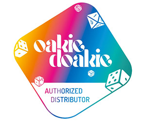 Oakie Doakie Authorized Distributor Badge