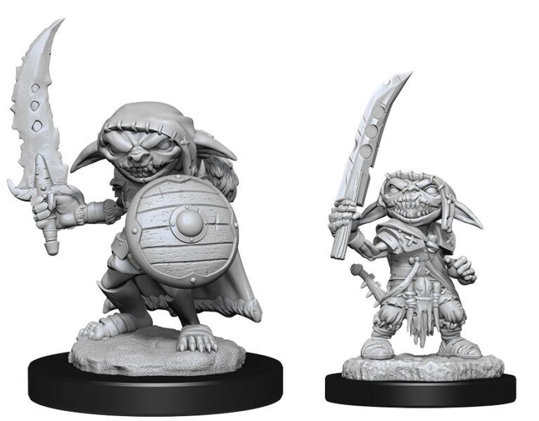 Goblin Fighter Male