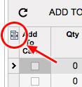 Column Select Icon