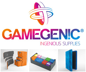 Gamegenic Supplies