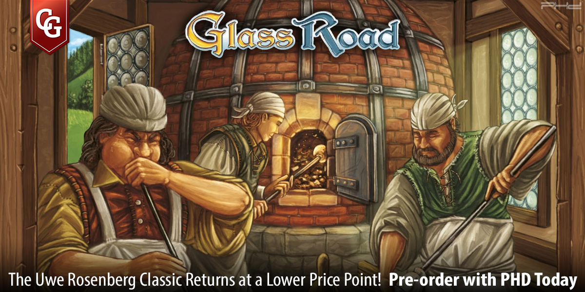 Glass Road — Capstone Games
