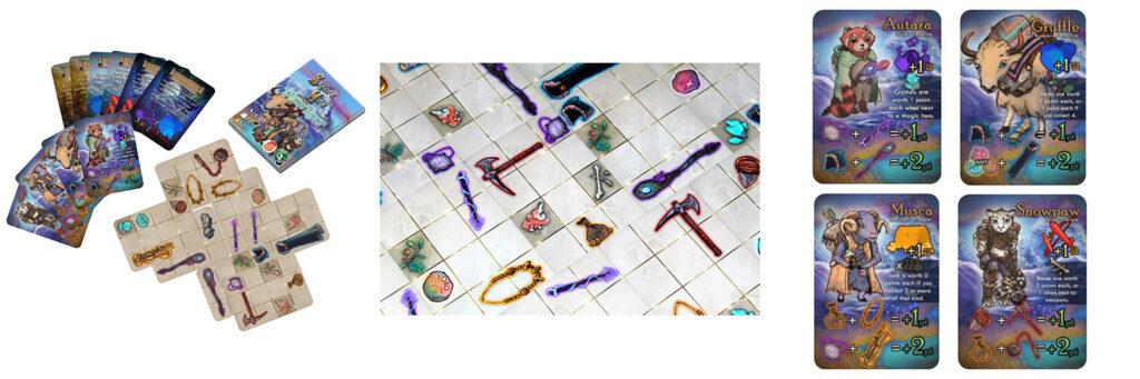 Squire for Hire: Mystic Runes pics