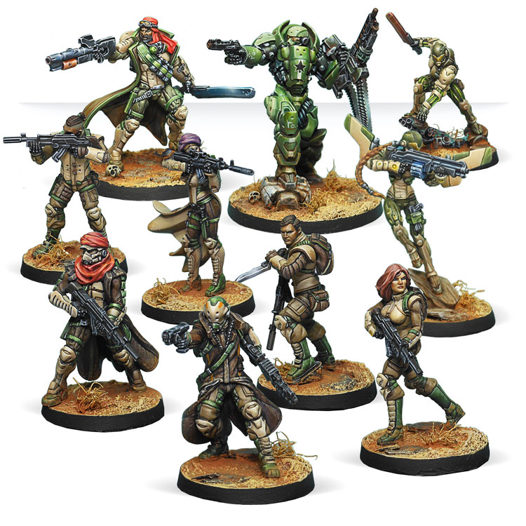 Haqqislam Action Pack minis