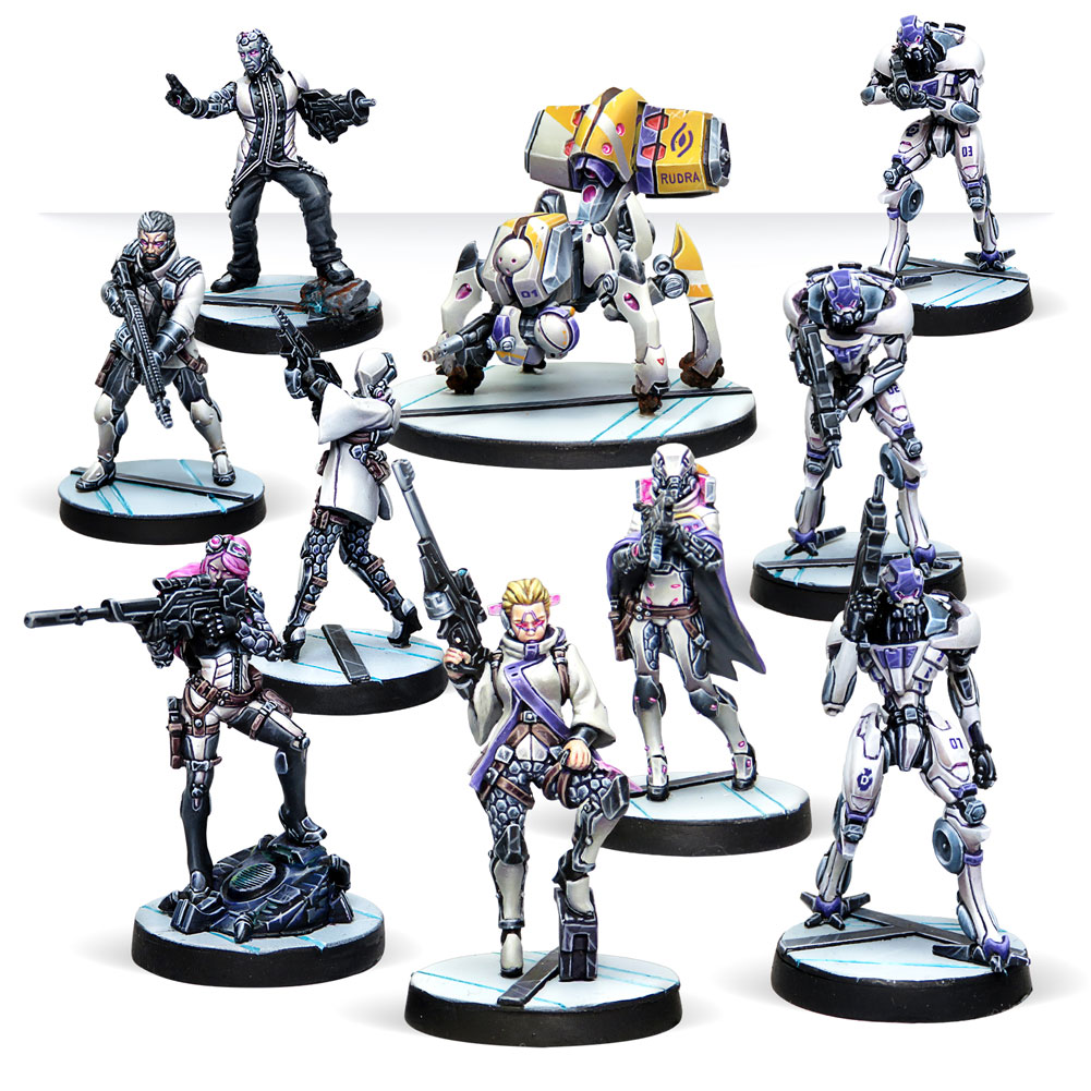 ALEPH OperationS Action Pack​ minis