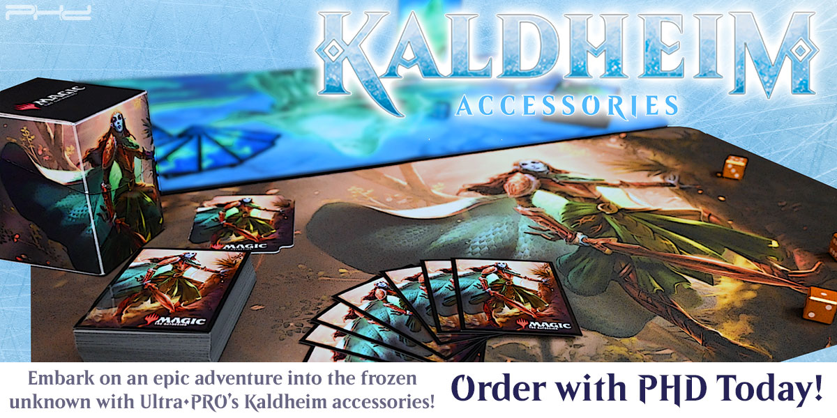 Magic: The Gathering Kaldheim Accessories — Ultra•PRO