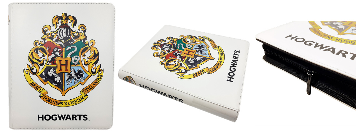 Hogwarts binder