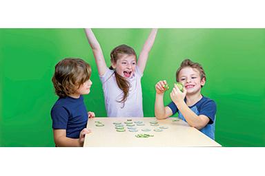 Wilson & Shep kids playing