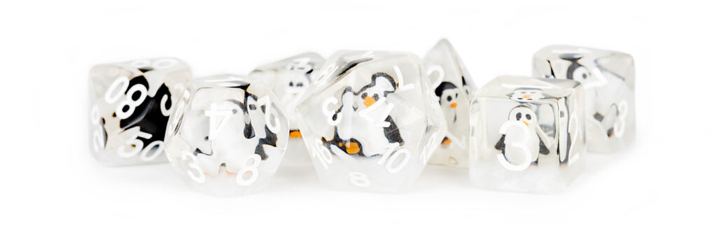 Penguin Dice