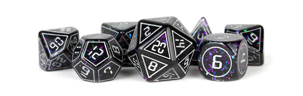 Framed Void Dice