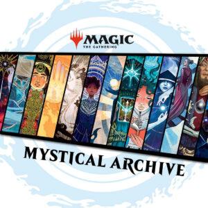 Mystical Archive blue