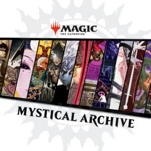 Mystical Archive black