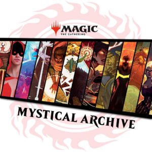 Mystical Archive red