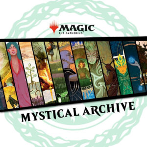 Mystical Archive green