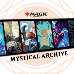 Mystical Archive multicolor