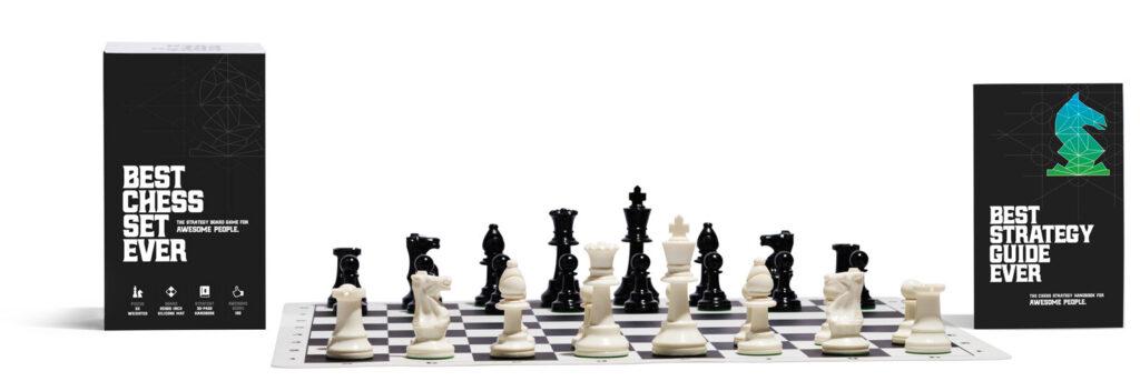 Best Chess Set Ever components & setup