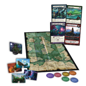 Curse of the Golden Isles components