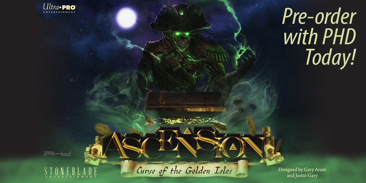 Ascension: Curse of the Golden Isles — Ultra•PRO