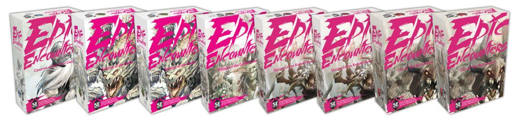 Epic Encounters bundle