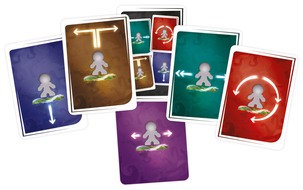 Gravity Superstars cards