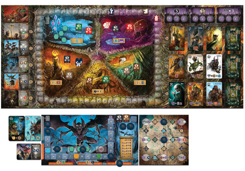 Shadow Kingdoms of Valeria setup
