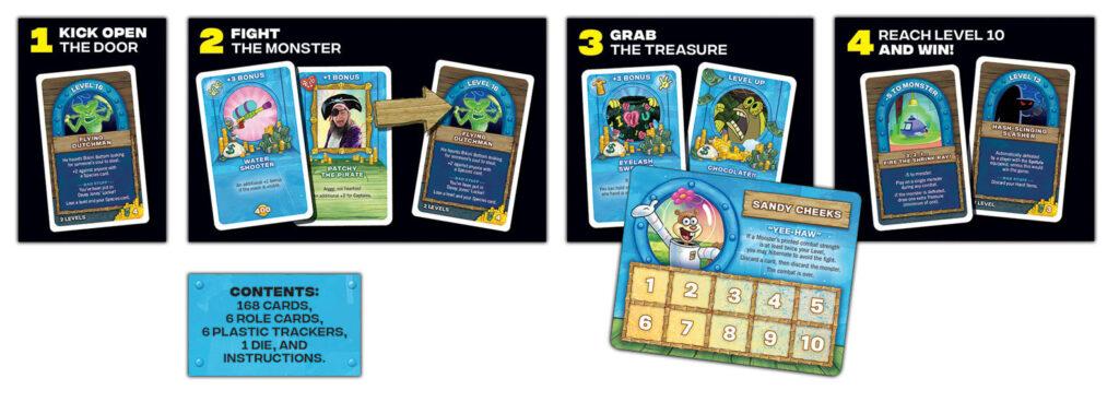 Munchkin: SpongeBob SquarePants guide
