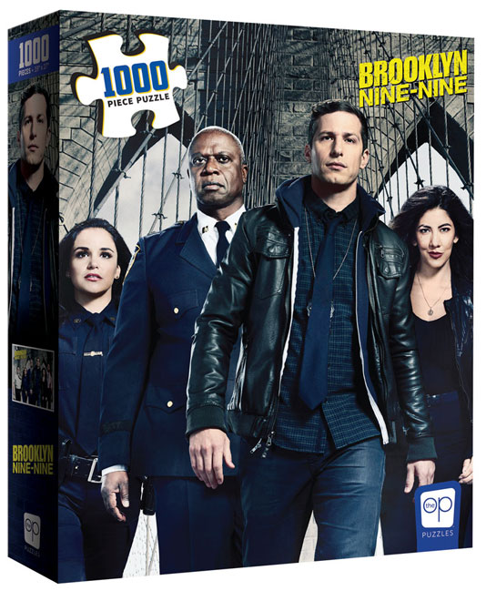 Brooklyn Nine Nine puzzle