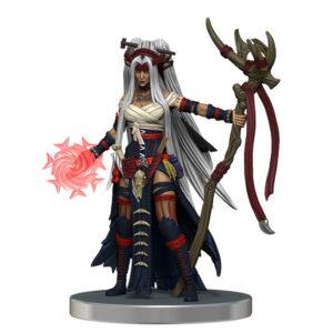 Feiya, Human Witch