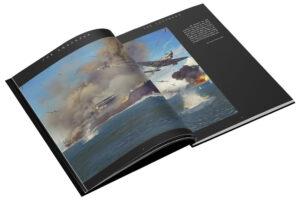 303 Squadron Artbook spread