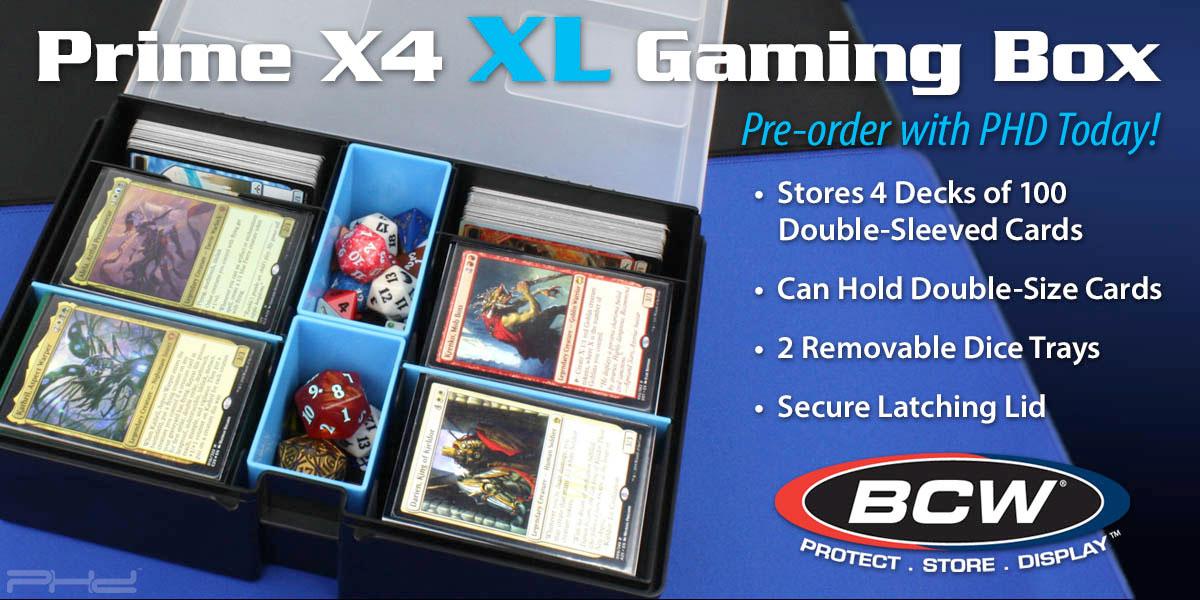 Prime X4 XL Gaming Box — BCW