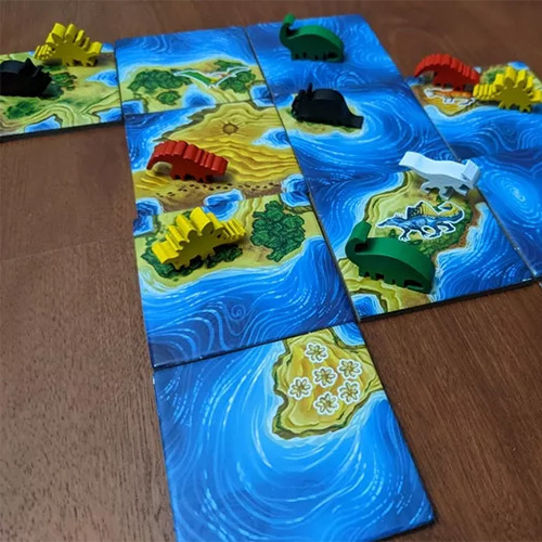 Lost Kingdoms: Pangea in Pieces photo