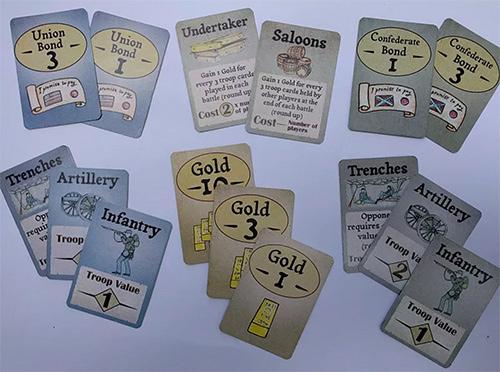 Profiteers cards