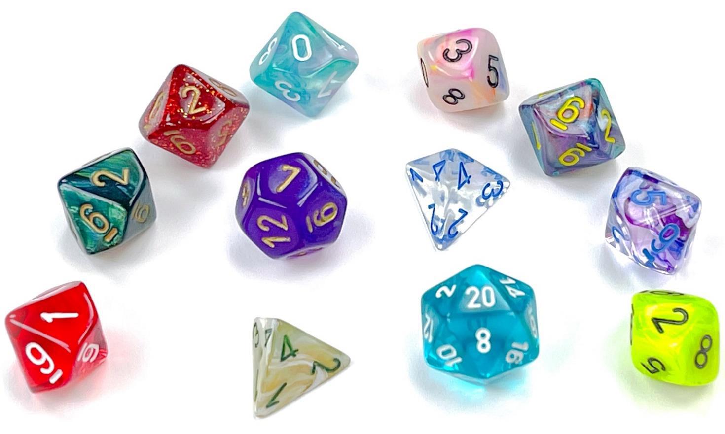 Mini-Polyhedral Styles